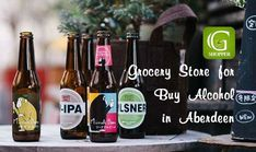 Grocery Items, Grocery Store, Online Mobile, Mobile App, Buy Alcohol Online, Buy Beer, Web Technology, Aberdeen, Ipa