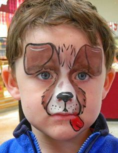 Easy Face Painting Ideas for Cheeks Best Of Simple Face Paint Designs On Cheeks Face Painting For Boys, Face Painting Designs, Paint Designs, Body Painting, How To Face Paint, Painting Patterns, Animal Face Paintings, Animal Faces, Animal Paintings