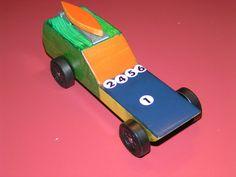 Jesse's Pinewood Derby Surf-mobile #cubcontest