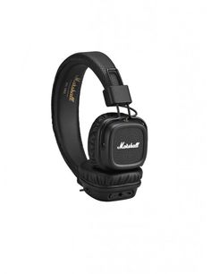 Available to Ship Today! Just released as part of our growing vintage collection. The Marshall Major Bluetooth headphone is already becoming a new staff favourite. The most impressive part about this headphone is the amazing battery life: over 30 hours on a single charge. In our tests, the sound was clear, the bass was deep, the comfort was amazing, and the noise cancellation was extremely good. Match this with a truly vintage design and you have the perfect headphone for just about any…
