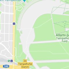 Tempelhof Airport Park - Tourist Berlin