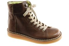 #Grünbein #Boots LOUIS F1 braun