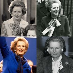 Margaret Thatchers fashion and beauty tips - Telegraph