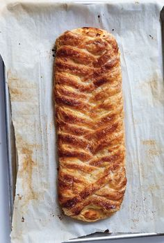 Cheese Danish Recipe - look for a more interesting cheese filling.