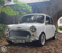Austin mini HL de 1980 entièrement restaurée Voitures Nord - leboncoin.fr