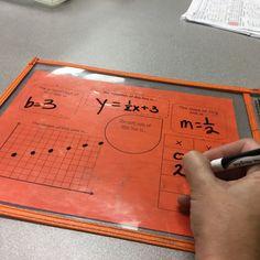 10 Activities to Make Comparing Functions Engaging - Idea Galaxy Algebra Activities, Maths Algebra, Math Resources, Teaching Math, Numeracy, Math Teacher, Teaching Tools, Secondary Resources, Math Fractions