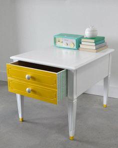 disenos con stencil para renovar tus muebles 3