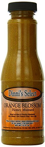 >> Trust me, this is great!: Dinni's Select Orange Blossom Honey Mustard Sauce, Dip Spread, 12-Ounce Bottles (Pack of 3) at Dinner Ingredients.