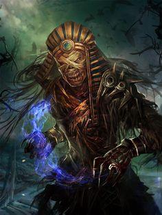 Forgotten King by robekka.deviantart.com on @deviantART