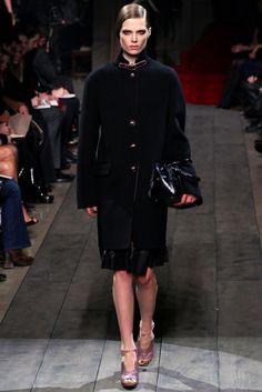 Loewe Fall 2012 Ready-to-Wear Fashion Show - Maria Bradley