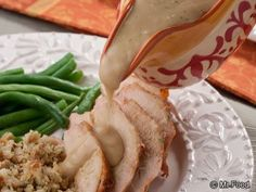 Foolproof Turkey Gravy  From: MrFood.com  (click on the photo for video demo & recipe)
