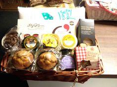 #birthday #grandpasfavourites #muffins #smokedsalmon #homemadefudge
