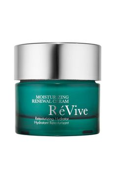 """RéVive has a lovely consistency. It goes on quite thick, but it's non-greasy and gives you a dewy look. I put it on before bed about three times per week, as the price point makes it feel like a luxury. Waking up after a night of sleep with RéVive means that your skin is radiant, plump, and, well, revived."" — Victoria Lampley, senior brand experiences manager."