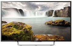 Buy Sony Bravia LED HD Smart TV, with Freeview HD and Built-In Wi-Fi from our View All TVs range at John Lewis & Partners. Tv Sony, Tv 40, Dvb T2, Full Hd 1080p, Internet Tv, Hd Led, Iceland Travel, Home Entertainment, Tv Videos