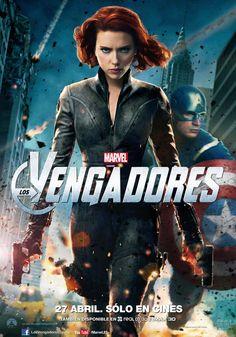 Primera escena de Los Vengadores con la Viuda Negra con Scarlett Johansson