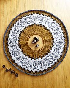 Ravelry: Silver Forest pattern by Jennifer Steingass
