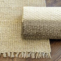 Love these super soft natural fiber rugs from Ballard.  I just ordered 3 in Driftwood for my own home.  Braided Jute Rug