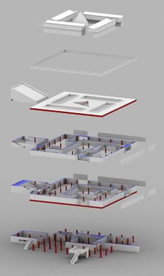 my architectural moleskine®: le corbusier: museum of western art, tokyo Le Corbusier, Moleskine, Tokyo Museum, Valentines Design, Western Art, National Museum, Art Direction, Art Museum, Westerns