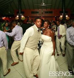 Jennifer from basketball wives wedding pictures