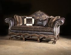Western style furniture luxury furniture