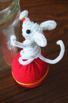 pipecleaner mouse