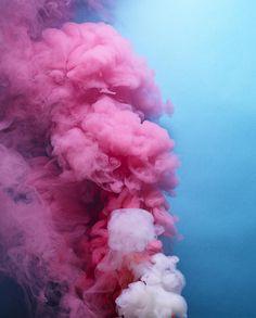 Colorful Smoke Tumblr