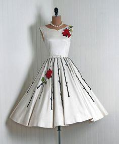 ~Vintage 1950's dress~