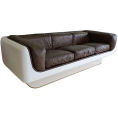 Warren Platner Space Pod Sofa for Steelcase ca1972