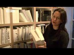 Video des Tages | Buchgestalterin Irma Boom - YouTube