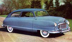 1950 Nash Statesman Custom 2-Door Sedan