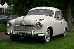 3-Borgward Hansa 1952-1954-
