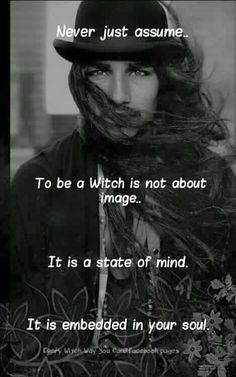 A Little Thought from Me to You…. – Witches Of The Craft®