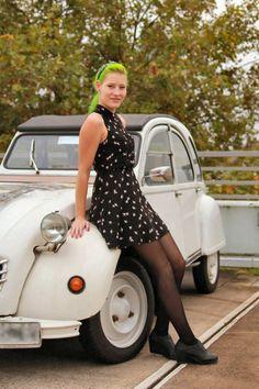 2cv femme  | You Drive Car Hire - www.you-drive.cc - Faro Car Hire | Faro…