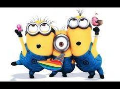 Happy Birthday Minions - Feliz Cumpleaños Minions - YouTube