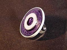 """Weiteres - Toller Ring aus Kaffeekapseln """"Ringli"""" - ein Designerstück von buntina bei DaWanda"""