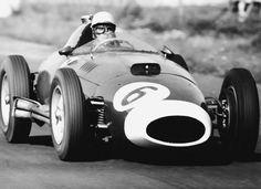1957 Luigi Musso; Lancia Ferrari 801