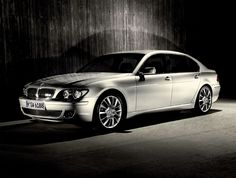BMW 7-Series | The UniQue World Of Cars | 4Fashionfan