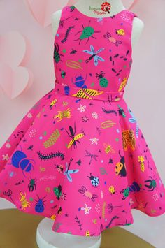 Baby African Clothes, African Dresses For Kids, Latest African Fashion Dresses, Kids Outfits Girls, Little Girl Dresses, Toddler Girl Outfits, Girls Dresses, Girls Frock Design, Baby Dress Design