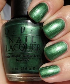 a classic hard to find: OPI Rainforest