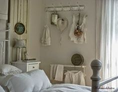 Nordic and Shabby Chic at Catherine's house
