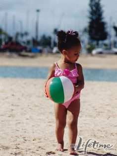 My little Nia!!! She is so small!!! Look how cute she is!;)