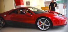 Ferrari SP12 EC   (Special project for Eric Clapton)