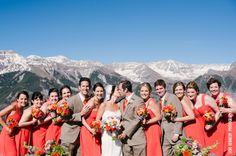 real colorado wedding   telluride wedding   alvina valenta wedding dress   anna be denver