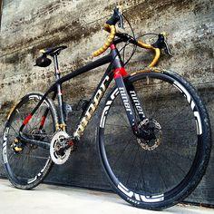 "youcantbuyland: """" ""A little dirt never hurt anybody! #dirt #cross #crossbike #mud #wood #ride #myride #bike #bikeporn #crossbike #goldrush #niner #enve #steed"" instagram.com "" Still really drawn to..."