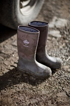 The Original Muck Boot Company Chore Cool Mid Rubber Boots ...