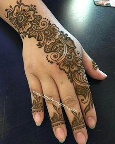 Henna Design By Fatima Mehndi Designs Book, Mehndi Designs For Girls, Mehndi Designs For Beginners, Modern Mehndi Designs, Mehndi Design Pictures, Mehndi Designs For Fingers, Mehndi Patterns, Beautiful Henna Designs, Latest Mehndi Designs