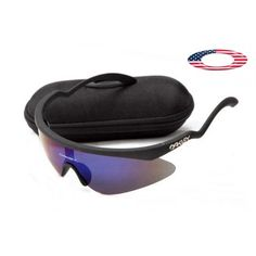 oakley womens razor blade sunglasses  discount oakleys sunglasses razor blade new black / ice iridium