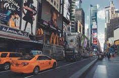 "New York City on Instagram: ""Times Square Taxi Photo by @vladimir_berger #NewYork #NewYorkCity #newyorker #NewYorkNewYork #NYC #nyclife #USA #America #UnitedStates #city #citylife #view #bigcity #vsco #vscocam #manhattan #Brooklyn #soho #eastvillage #timessquare #bigapple #photogrid #photo #vsconyc #instagramers #instagrammers #instamood #street #view #architecture #taxi"""