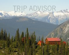 Selkirk Mountain Experience at the Durrand Glacier Chalet - Skiing, mountaineering, hiking and climbing.