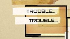Chris Rene - Trouble (Lyric Video), via YouTube.